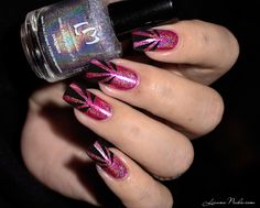 Nail Art Twineternail World Of Nailcraft