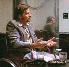 Viggo Mortensen as Lalin in Carlito's Way