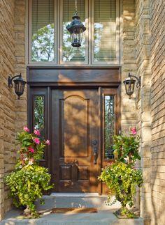 Fiberglass Entry Doors, Gallery Gallery, Front Doors, Design, Home Decor, Entry Doors, Decoration Home, Entrance Doors, Room Decor