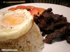Tapsilog for brunch, anyone?