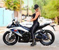 Beauty N Da Bikez!