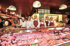 Uniform Dress, Butcher Shop, Summer Salads, Interior Ideas, Germany, Branding, Google, Image, Meat Store