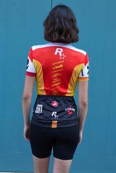 RHC Barcelona No. 2 - Castelli Short Sleeve Women's Jersey