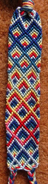 Double scale pattern, transpose pattern into a beed loom pattern