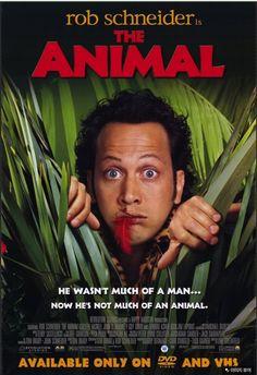 Animal es un comedia estadounidense dirigida por Luke Greenfield en el 2001 y protagonizada por Rob Schneider, Colleen Haskell, Edward Asner, y John C. McGinley.