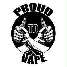 proud to vape