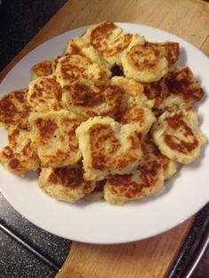 Vicki-Kitchen: Mini potato cakes (slimming world friendly)