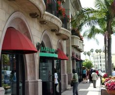 Girard Avenue and Prospect Street - La Jolla, San Diego
