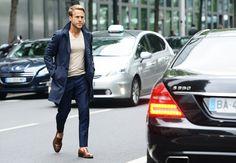 Tommy Ton's Street Style: Paris Fashion Week 2013
