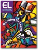Educational Leadership:Reading to Learn:Becoming a Classroom of Readers