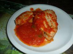 receta tradicional, evitar el tener mucho tiempo el pescado para que no resulte seco