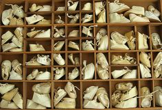 84 Doll Shoes - and none match! by therusticvictorian, via Flickr