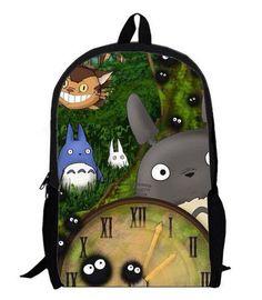 NEW Design 3D Cartoon Print Large-Capacity Good Quality School Backpack 19 Designs