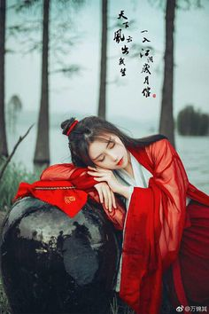 Chinese Hanfu beauty