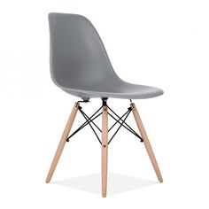 Eames Style Grey DSW Chair | Bar, Restaurant & Cafe Chairs