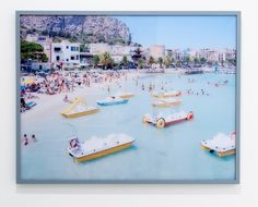 Massimo Vitali biography and art for sale. Buy art at exclusive members only pricing at the leading online contemporary art marketplace. Still Photography, Amazing Photography, Paddle Boat For Sale, Contemporary Photographers, Home Jobs, Boats For Sale, Best Artist, Photojournalism, Cinematography