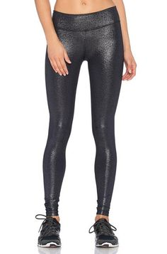 d5893e9668caaf Shimmer Essential Long Legging by Beyond Yoga Active Wear, Essentials,  Leather Pants, Fitness