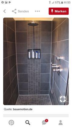 home accents bathroom Schlichtheit und Komfort: We - Bathroom Design Small, Bathroom Layout, Basement Bathroom, Bathroom Interior, Modern Bathroom, Bathroom Ideas, Master Bathroom, Large Bathrooms, Budget Bathroom