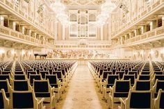 Konzerthaus Berlin (Großen Saal), Berlin, Germany.
