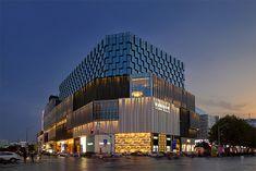 济南贵和购物中心——LDPi英国莱亭迪赛灯光设计公司
