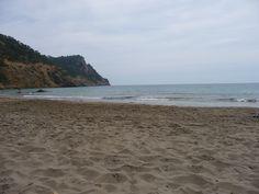 Beach near Santa Eulària des Riu, Ibiza, Spain