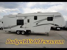 2006 Cypress 31ft Luxury 5th Wheel Travel Trailer by Newmar is sureto excite and inspire! Priced to sell at ONLY $23,995.00 this one will be gone quick so call today to schedule your review! 469-554-0440. When you call remember to ask for Bob Barker and lets make a DEAL!  See more at BudgetRVsOfTexas.com
