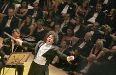 LA Philharmonic's conductor Gustavo Dudamel