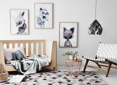 Are you researching nursery designs to keep you busy as you approach your due date?