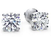 Metal Type: 14k white Gold  Setting Type: 4 Prong Set  Diamond Information  Diamond Weight: 1.25 ct. total  Diamond Color: J-L  Diamond Clarity: VS2  Diamond Shape: Round Brilliant Full Cut  $778.99 at jewelry by novel!!