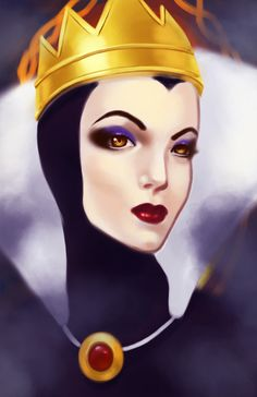 Evil Queen - Snow White and the Seven Dwarfs
