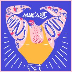 Celebrate summer with Marylou Faure's fresh, fun illustrations - Digital Arts