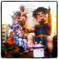Putignano. The oldest and best italian Carnival. Fellini Edition.