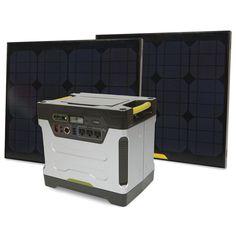 The Solar Power Generator