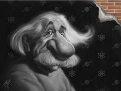You can find lots of comic caricature photos. They are really funny caricatures. Caricature From Photo, Caricature Drawing, Funny Caricatures, Celebrity Caricatures, Celebrity Drawings, Einstein, Charles Darwin, Famous Cartoons, Cool Cartoons