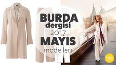 BURDA  Dergisi - 2017 Mayıs Modelleri
