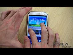 Samsung has already begun with the Samsung GALAXY S3 Android 4.1 Update. Although the users have to wait a little in Germany, but it can only be a days. Now a video has surfaced to see in the Android 4.1 on the Samsung GALAXY S3