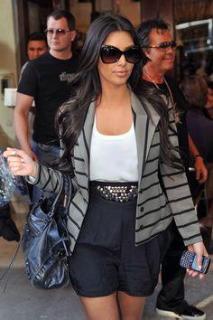 Kim Kardashian - Kim Kardashian and Family at Cipriani