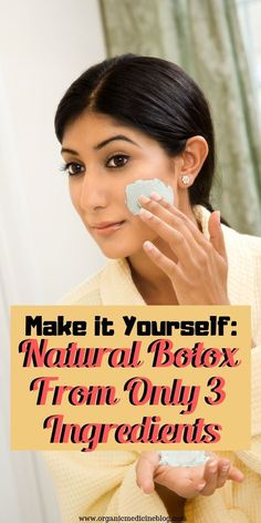 Health Time goes by and the first signs of aging and fatigue have already appeared on your face. Instead of spending a small fortune on anti-aging creams, use some natural ingredients to make your own mask Natural Cough Remedies, Natural Health Remedies, Natural Cures, Retinol Creme, Natural Beauty Tips, Tips Belleza, Skin Care Tips, Skin Tips, Skin Care Products