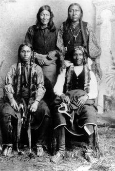 Comanche men