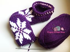 If you've never slipped your feet into a pair of handcrafted crochet slippers, then you are really missing out. The comfort and coziness of crochet slippers can't be beat. And of course, there's special satisfaction when you've crocheted them yourself , happy new year, I would love to see your outcome on Instagram @ noga.crochet.store