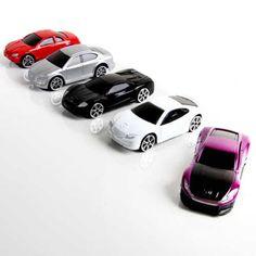 Mini Hobi Spor Arabalar 5 Adet