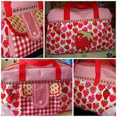 Holidaybag Erdbeere die II