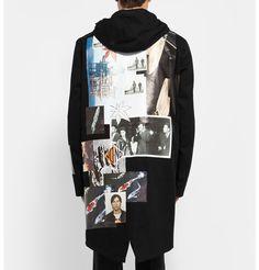 Raf Simons, Cotton Parka Jacket (Black)