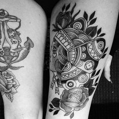 Old school tattoo. #tattoo #tattoos #ink
