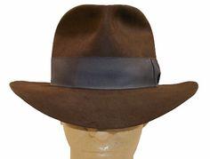 Indiana Jones Fedora, Western Cowboy Hats, We Wear, How To Wear, Lights Camera Action, Steve Harvey, Fedoras, Men's Hats, Sombreros
