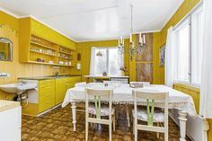 Brekkebygd Norway, Kitchens, Table, Furniture, Home Decor, Decoration Home, Room Decor, Kitchen, Home Furniture