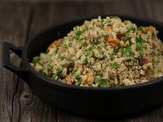 Couscous+de+conopida Fried Rice, Fries, Gluten, Ethnic Recipes, Food, Salads, Hoods, Meals, Nasi Goreng