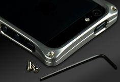 #best #iPhone5S and #iPhone5 #alluminim #bumper #case