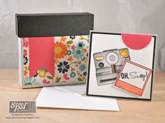 Bunches of Beautiful Boxes with Lisa Silver  -Project ideas using your Scor-Pal