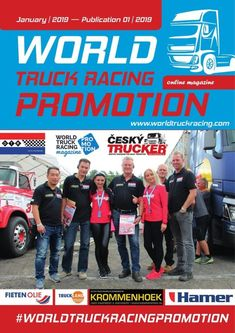 WORLD TRUCK RACING PROMOTION It is an Internet magazine that is published in digital form once a month. Its content focuses on the worldwide promotion and advertising of truck racing on race circuits as well as associated truck shows and truck festiv. Online Marketing, Social Media Marketing, Digital Marketing, Used Trucks, Lifted Trucks, Sportbikes, Online Advertising, Sale Promotion, Commercial Vehicle